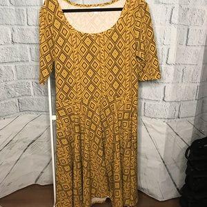 EUC 2X Nicole Dress